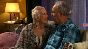 Liefdesrelatie van Eddy en Angèle