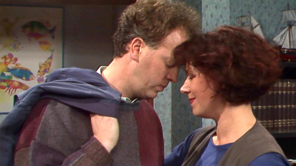 Liefdesrelatie van Dirk en Rosa Verbeeck