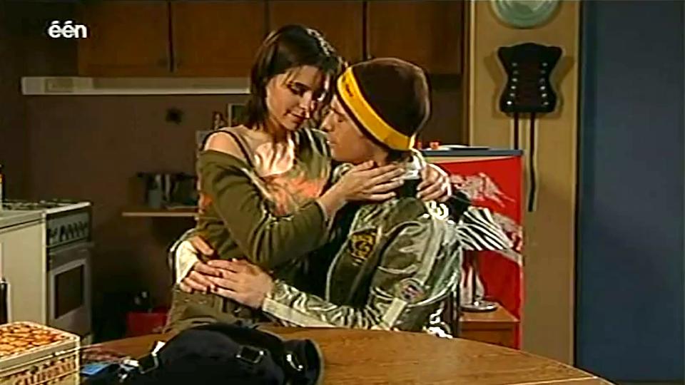 Liefdesrelatie van Renzo en Sofie