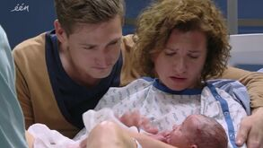 De geboorte van Hannah Cremers