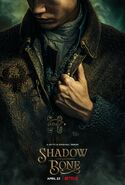 Shadow and Bone Character Poster 03
