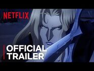 Castlevania- Season 2 - Official Trailer -HD- - Netflix