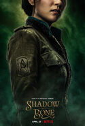 Shadow and Bone Character Poster 01