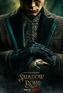 Shadow and Bone Character Poster 06