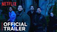 The Umbrella Academy Official Trailer Netflix