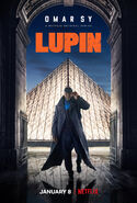 Lupin S1 Poster
