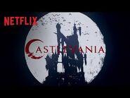 Castlevania - Opening Title -HD- - Netflix