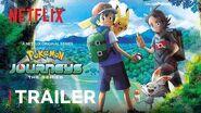 Pokémon Journeys The Series Trailer Netflix Futures
