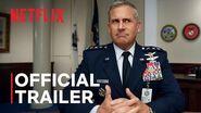 Space Force Official Trailer Netflix