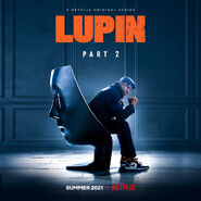 Lupin P2 Announcement Poster