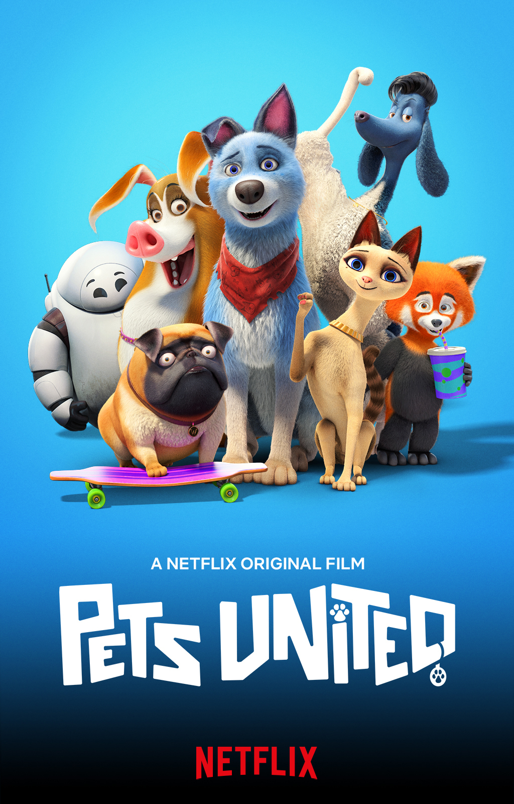 Pets United Netflix Wiki Fandom