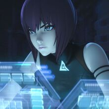 Ghost In The Shell Sac 2045 Netflix Wiki Fandom