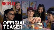 The Baby-Sitters Club Official Teaser Netflix Futures