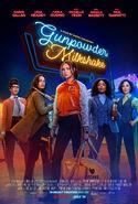 Gunpowder Milkshake Poster 02