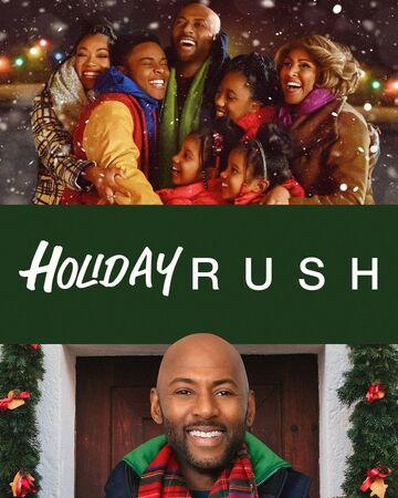 Holiday Rush Netflix Wiki Fandom