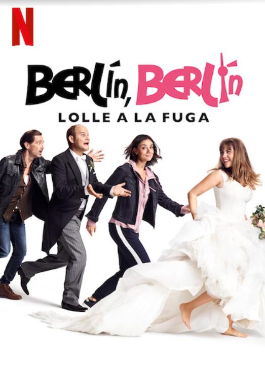 Berlín, Berlín: Lolle a la fuga
