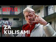 Power - Kulisy produkcji — Machine Gun Kelly w ogniu - Netflix