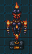 Flame Knight