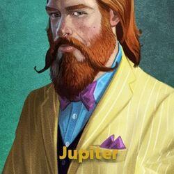 Jupiter North