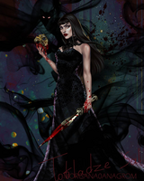 Mia Corvere by Morgana0anagrom