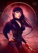 Mia Corvere by Golden Rose