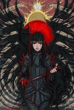 Mia Corvere by PhantomRin, Dagger