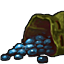 Crafting Leather Resource Blue Bagofjewels 01.png
