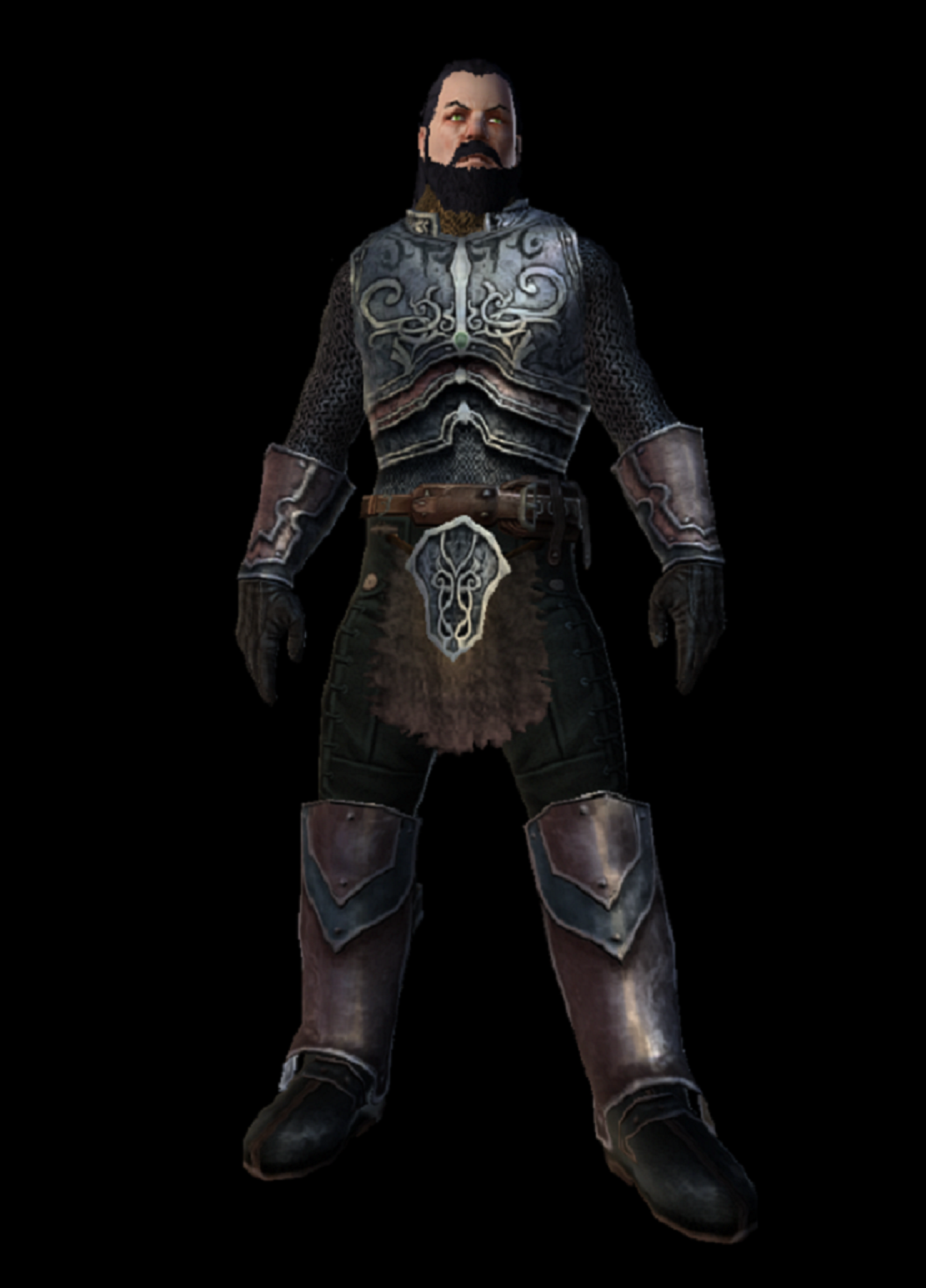 neverwinter how to get man at arms