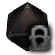 Icons Companion Dice Onyx D8 Locked.png