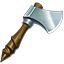 Crafting Tool Gathering Hatchet Mithral.png