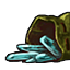 Crafting Leather Resource Blue Bagofcrystals 01.png
