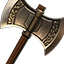 Inventory Primary Greataxe Professions Weaponsmithing Steel Lv32.png