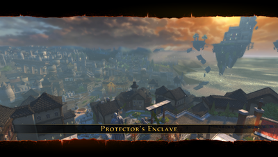 Protector's Enclave Scrying Stone view.png