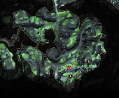 Neverdeath Graveyard-Graveyeard of Neverdeath-MAP.jpg