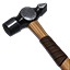 Crafting Tool Weaponsmithing Crosspeinhammer Blackiron.png
