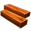 Crafting Resource Bronzewoodlumber.png