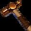 Crafting Tool Weaponsmithing Crosspeinhammer Bronze.png
