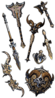 Collection Content Foreground Weapons Beartribe.png