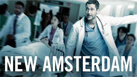 New Amsterdam (NBC) Trailer HD - Ryan Eggold medical drama series