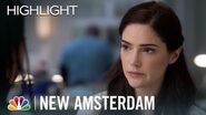 Sharpe Confronts Bloom About Her Secret - New Amsterdam (Episode Highlight)