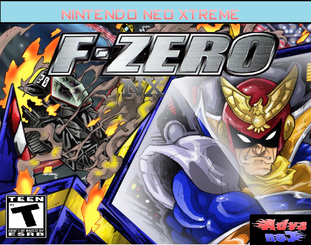 F-Zero NX