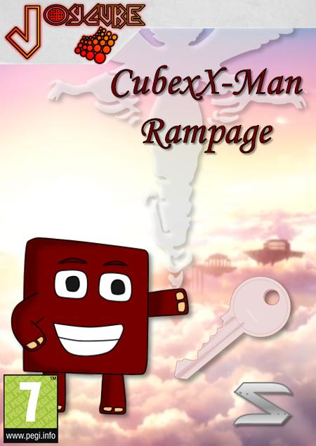 CubexX-Man Rampage