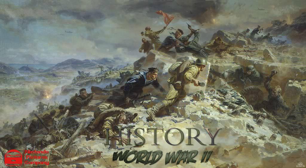 HISTORY World War II