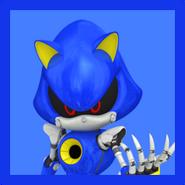 Metal Sonic STH