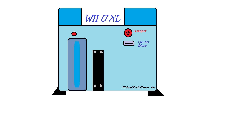 Wii U XL