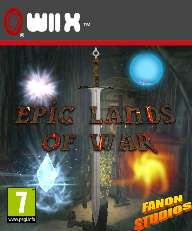 Epic Lands of War