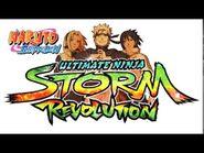 Naruto Storm Revolution OST - Character Select theme