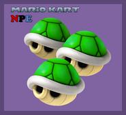 MKNPE Caparazon Verde Triple