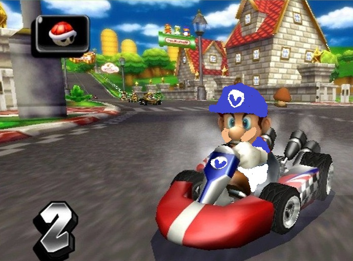 Mario Kart: Super 9