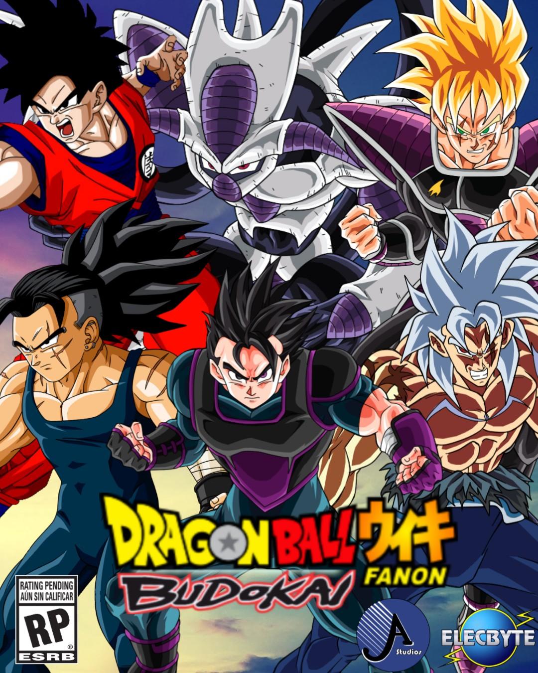 Dragon Ball Fanon: Budokai